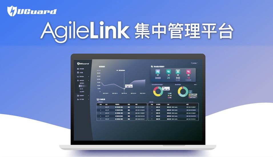 崴遠科技推出AgileLink 集中管理平台,達成集中且自動化的設備管理機制